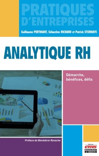 Analytique RH. Démarche, bénéfices, défis