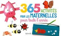 Guillaume Pô - 365 activités pour les maternelles pour toute l'année.