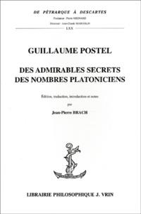 Des admirables secrets des nombres platoniciens.pdf