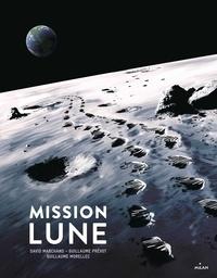 Guillaume Prévôt - Mission Lune.