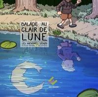 Guillaume Ramdane et Sam Rimbault - Balade au clair de lune - Les aventures d'Enzo.