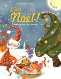 Guillaume Saint-James - C'est Noël ! - Préparons Noël en chantant. 1 CD audio