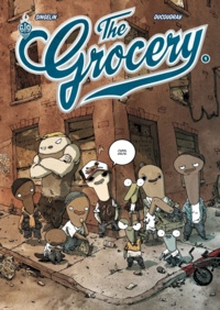 Guillaume Singelin et Aurélien Ducoudray - The Grocery Tome 1 : .