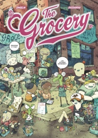 Guillaume Singelin et Aurélien Ducoudray - The Grocery Tome 3 : .