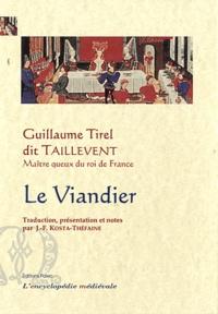 Guillaume Tirel - Le Viandier.