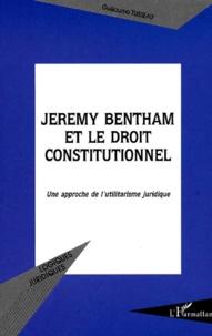 Galabria.be Jeremy Bentham et le droit constitutionnel. Une approche de l'utilitarisme juridique Image