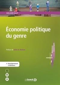 Guillaume Vallet - Economie politique du genre.
