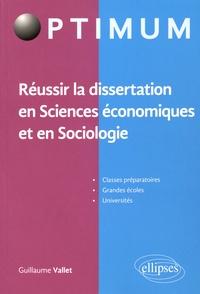 Réussir la dissertation en Sciences économiques et en Sociologie.pdf