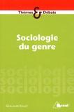 Guillaume Vallet - Sociologie du genre.