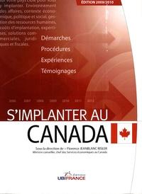 Rhonealpesinfo.fr S'implanter au Canada Image