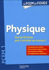 Guillaume Vincenot - Physique PCEM 1.