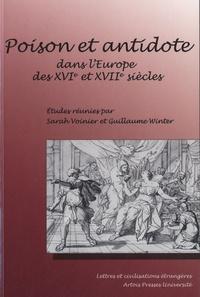 Deedr.fr Poison et antidote dans l'Europe des XVIe et XVIIe siècles Image