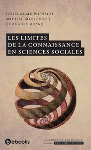 Guillaume Wunsch et Michel Mouchart - Les limites de la connaissance en sciences sociales - L'explication mise en cause.