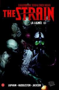 Guillermo Del Toro et Chuck Hogan - The Strain - La lignée (I).