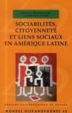 Guillermo Uribe - Sociabilités, citoyenneté et liens sociaux en Amérique latine.