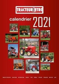 Guilllaume Waegemacker et Christian Bedeï - Calendrier Tracteur rétro.