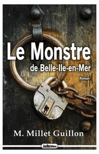 Guillon mathilde Millet - Le monstre de belle-ile-en-mer.