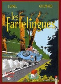 Deedr.fr Les Farfelingues Tome 2 : La trompe à Neuneu Image
