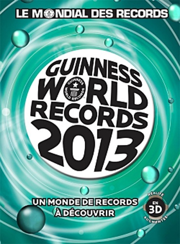 Guinness World Records  Edition 2013