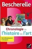 Guitemie Maldonado et Marie-Pauline Martin - Bescherelle Chronologie de l'histoire de l'art - de la Renaissance à nos jours.