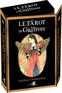 Gulliver l'Aventurière - Le Tarot de Gulliver - Avec un tarot de 78 cartes.