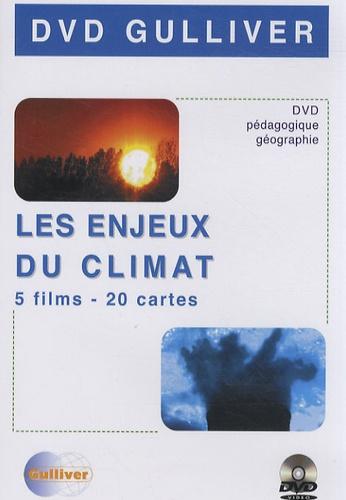 Gulliver - Les enjeux du climat - DVD vidéo.