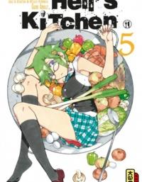 Gumi Amazi - Hell's Kitchen Tome 5 : .