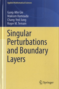 Gung-Min Gie et Makram Hamouda - Singular Perturbations and Boundary Layers.