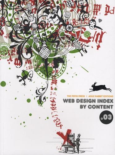 Günter Beer et Sigurd Buchberger - Web Design Index by Content.03. 1 Cédérom