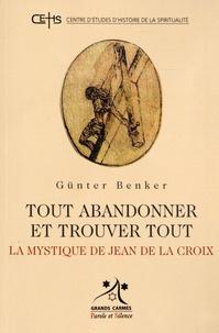 Lesmouchescestlouche.fr Tout abandonner et trouver tout - La mystique de Jean de la Croix Image