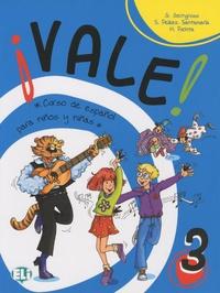 Rhonealpesinfo.fr Vale! 3 - Curso de español para niños y niñas Image