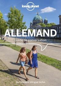 Gunter Muelh et Birgit Jordan - Guide de conversation Allemand.