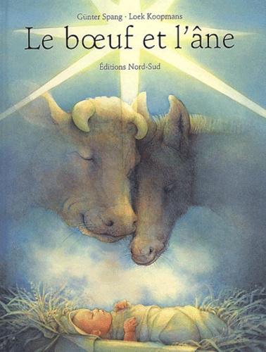 """Résultat de recherche d'images pour """"Le bœuf et l'âne  De Günter Spang et Loek Koopmans"""""""