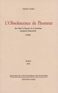 Lobsolescence de lhomme - Sur lâme à lépoque de la deuxième révolution industrielle (1956).pdf