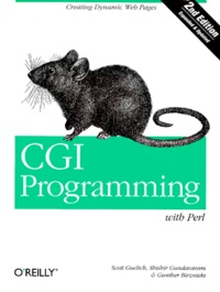 Feriasdhiver.fr CGI programming with Perl. 2nd edition Image
