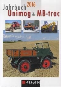 Deedr.fr Jahrbuch Unimog & MB-trac Image