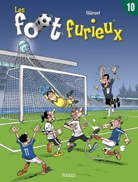 Gürsel - Les foot furieux Tome 10 : .