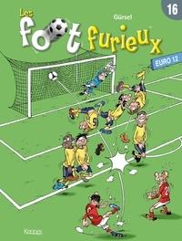 Gürsel - Les foot furieux Tome 16 : .