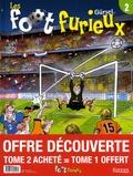Gürsel - Les foot furieux Tome 2 : Avec le tome 1 offert.