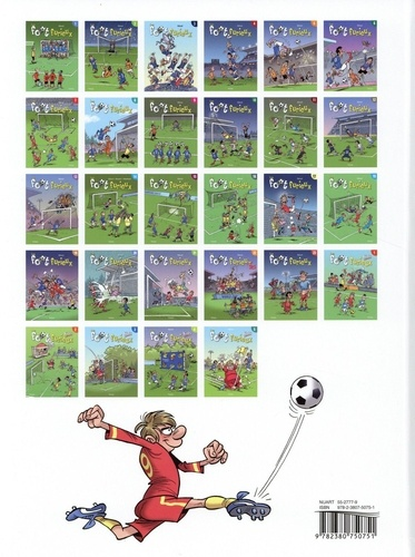 Les foot furieux Tome 23
