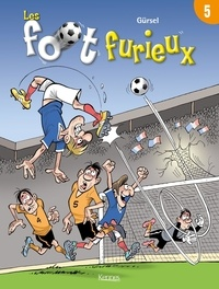 Gürsel - Les foot furieux Tome 5 : .