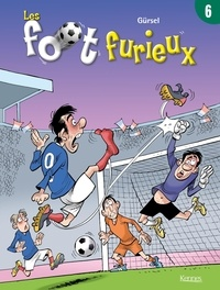 Gürsel - Les foot furieux Tome 6 : .