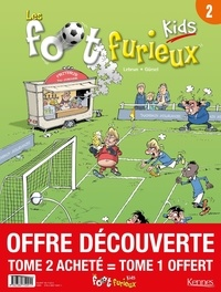 Goodtastepolice.fr Les Foots furieux Kids - pack T02 acheté = T01 offert - 2020 Image