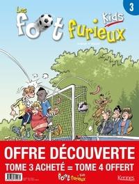Accentsonline.fr Les Foots furieux Kids - pack T04 acheté = T03 offert - 2020 Image