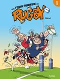 Gürsel - Les fous furieux du rugby - Tome 1.