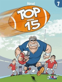 Gürsel et Thierry Taburiaux - Top 15 Tome 7 : .