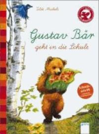 Gustav Bär geht in die Schule (Schreibschrift - lateinische Ausgangsschrift).