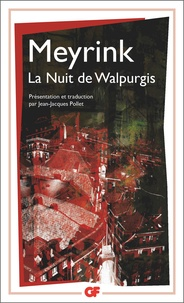 Gustav Meyrink - La nuit de Walpurgis.