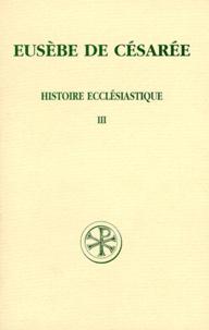 Gustave Bardy et  Eusèbe de Césarée - .