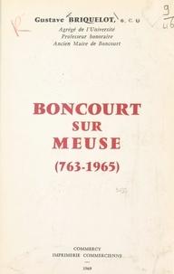 Gustave Briquelot - Boncourt-sur-Meuse - 763-1965.